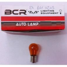 BCR lampada 12V 21W