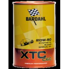 Bardahl XTC C60 20W50